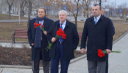 Leader of party «Just Russia» Sergei Mironov`s visit to the DPR (January 28, 2015)