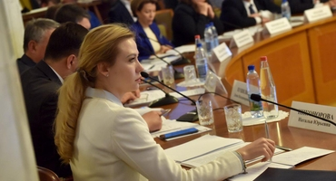 Natalia Nikonorova commented the extraordinary video conference of the working group on security issues